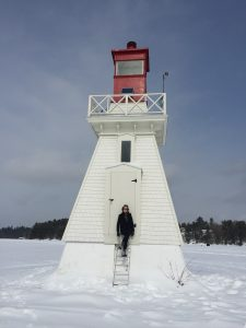 Lake Rosseau Lighthouse